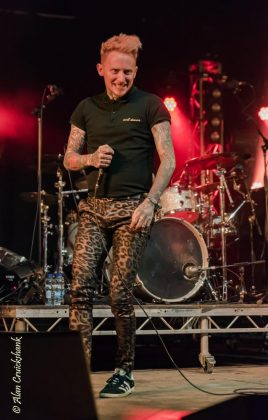 Frank Carter The Rattlesnakes at Belladrum 2017 35 268x420 - Frank Carter & The Rattlesnakes, 5/8/2017 - Images