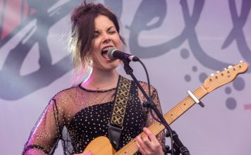 Honeyblood at Belladrum 2017