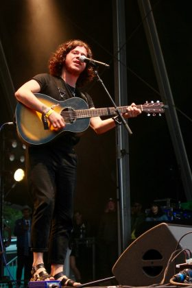 Kyle Falconer Band at Carnival Fifty Six 2017