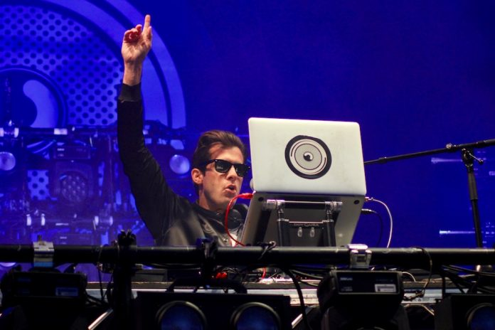 Mark Ronson at Carnival Fifty Six 2017