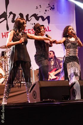 Sister Sledge at Belladrum 2017 11 280x420 - Sister Sledge, 3/8/2017 - Images