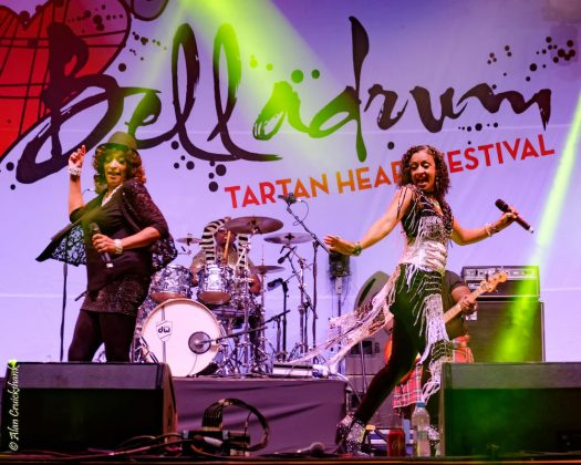 Sister Sledge at Belladrum 2017 16 525x420 - Sister Sledge, 3/8/2017 - Images