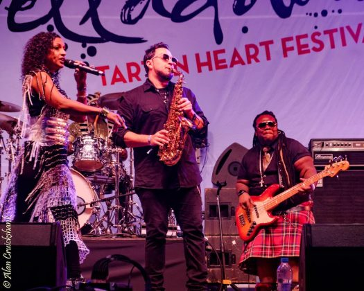 Sister Sledge at Belladrum 2017 20 525x420 - Sister Sledge, 3/8/2017 - Images