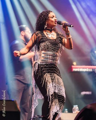 Sister Sledge at Belladrum 2017