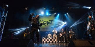 THE BEAT 2017 LIVE (c) John Coles