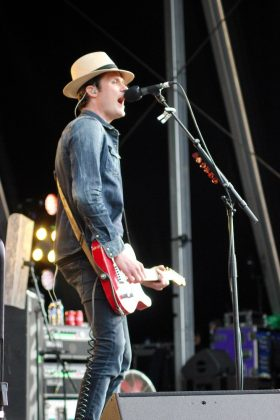 The Fratellis at Carnival Fifty Six 2017