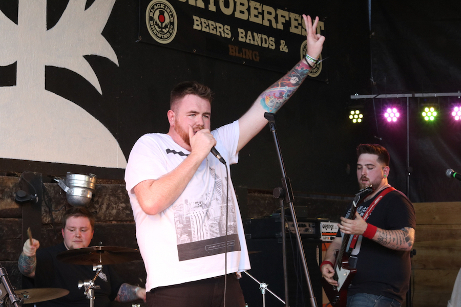 Cobalt at Jocktoberfest 2017