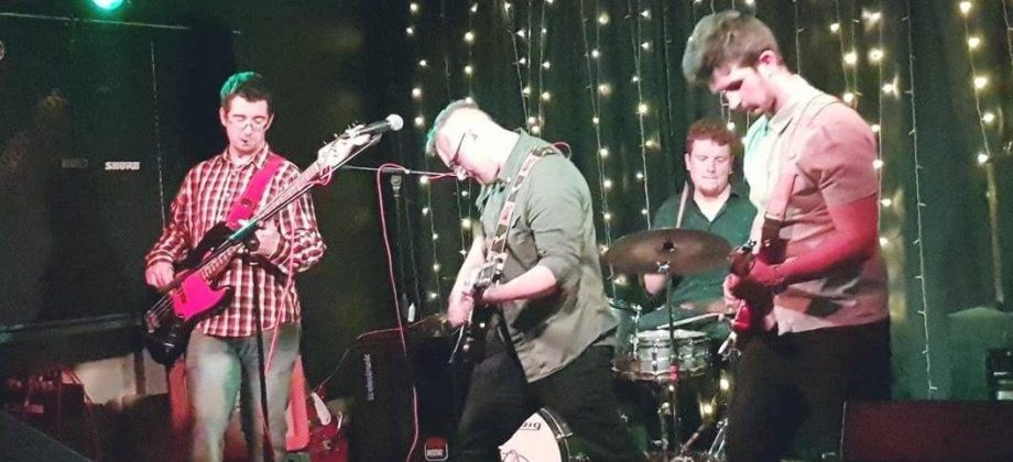 """We interview Inverness based ,Lucille fronted by Marc Davidson and ask them """"Who are you?"""""""