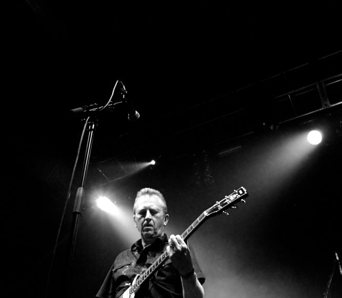 The Skids 4th October 2017 Ironworks Inverness1 667x580 - The Skids, 4/10/2017 - Images