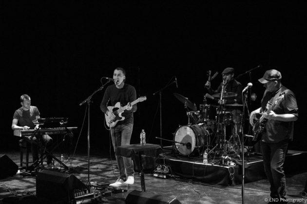 Adam Holmes The Embers 17112017 630x420 - LIVE REVIEW - Adam Holmes & The Embers, 17/11/2017