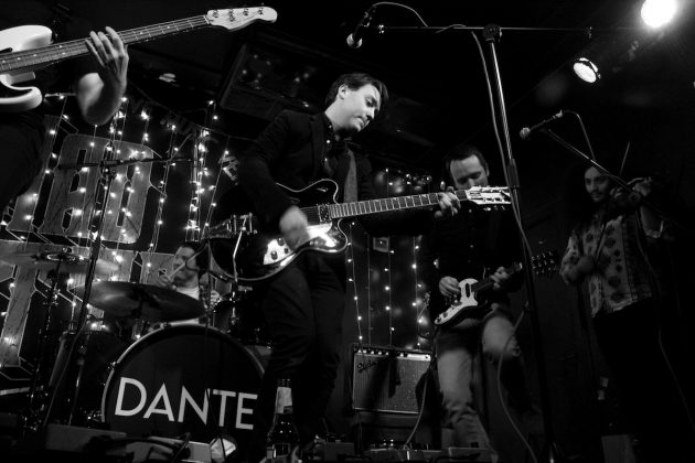 Dante at Mad Hatters Inverness, 24:11:2017