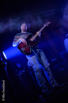 Foggy City Orphan at Ironworks Venue Inverness 20112017 7 280x420 - Shed Seven, 20/11/2017 - Images