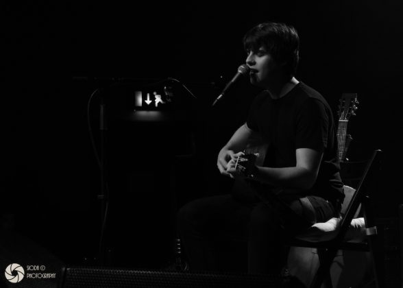 Jake Bugg at Strathpeffer Pavilion 16112017 1 588x420 - LIVE REVIEW and IMAGES - Jake Bugg, 16/11/2017