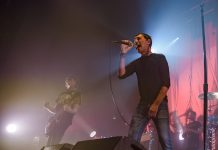 Shed Seven at Ironworks Venue, Inverness 20:11:2017
