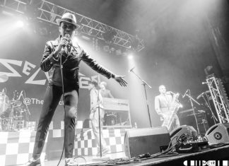 The Selecter at Ironworks Venue, Inverness 16:11:2017 23