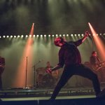 PCL presents Future Islands, with support TBA as they play Ironworks, Invernesson the 12th of June, 2018.