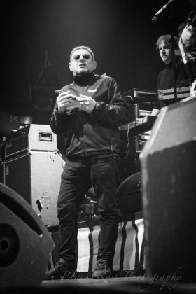 Happy Mondays at Ironworks, Inverness 21:12:2017