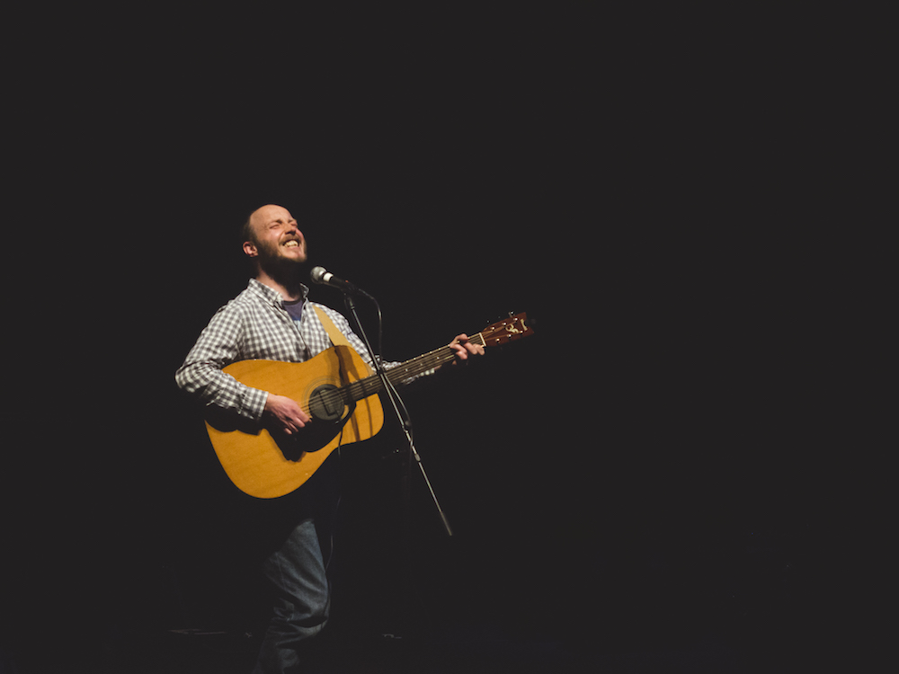 We interview singer-songwriter, Wilson Noble and ask him