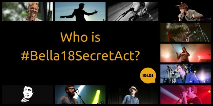 Secret act creates intrigue for Belladrum 2018, we look at some of the suggestions as to who it could be.