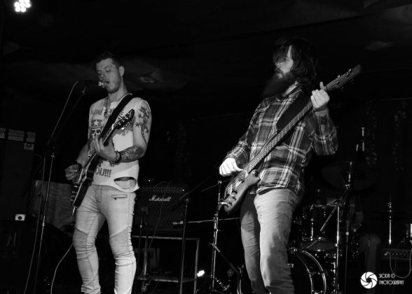 Pathogen, with support fromNever Knowing and Jack Rabbit Slams, at Tooth & Claw, Inverness.