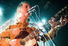 Tom Clarke (formerly of The Enemy) to play Ironworks,Inverness on May the 27th.