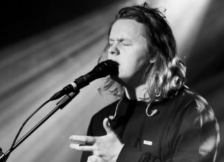 Lewis Capaldi for Inverness gig