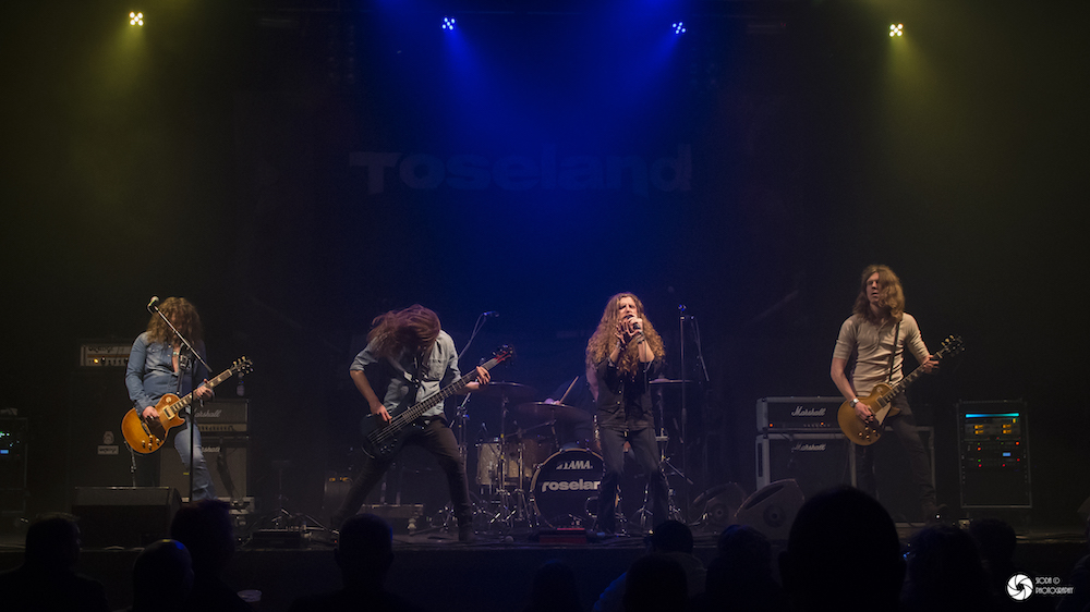 Bad Touch at Ironworks, Inverness 6:3:2018