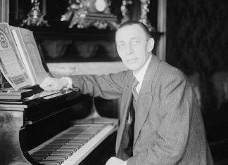 Sergei Rachmaninov – Image courtesy Library of Congress.