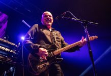 Stranglers at Ironworks, Inverness 9:3:2018