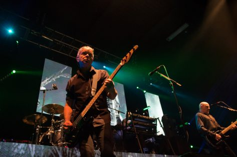 Stranglers at Ironworks, Inverness 9:3:2018 ( 37 of 42)