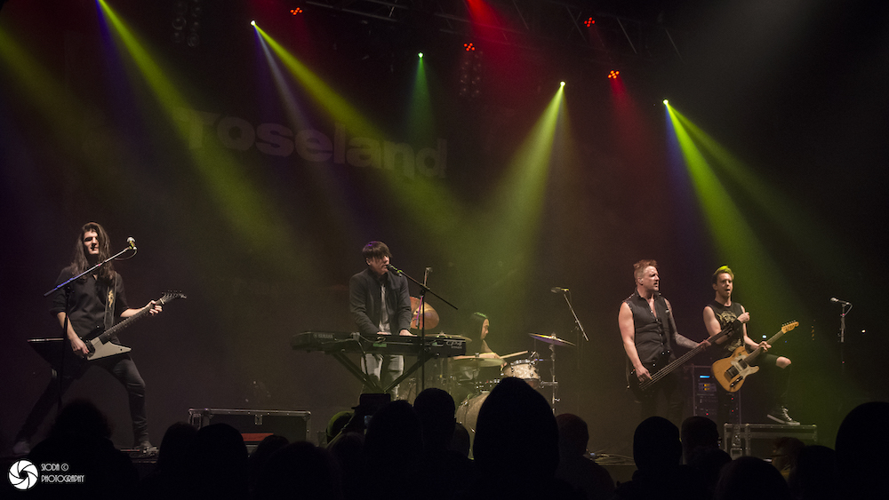 Toseland at Ironworks, Inverness 6:3:2018