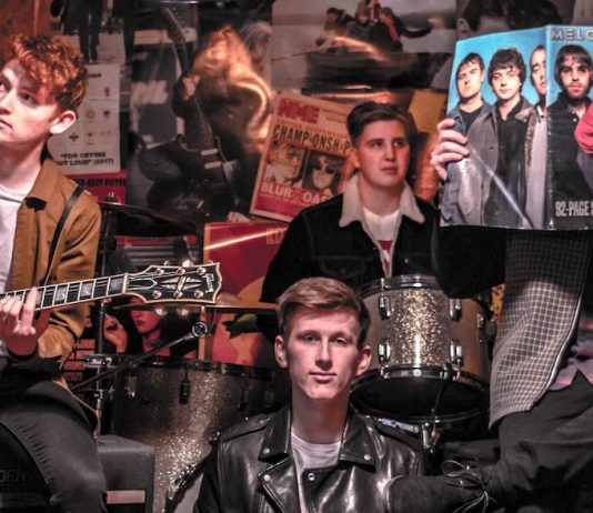 We interview new Inverness Indie-Rock band Park Circus and ask them Who are you?