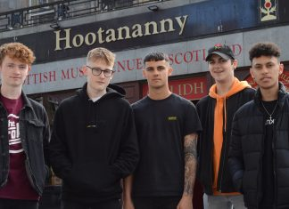 Musicplus+ hosts Kane Carrol (Tistik), Telmo Monteiro (MOE), Cougar MacDougall and Lewis Fraser (Fozko) on the 31st of May 2018 at Hootananny, Inverness.