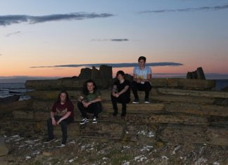 "We interview ,Caithness based Indie Rockers, Forgetting the Future and ask them ""Who are you?"""