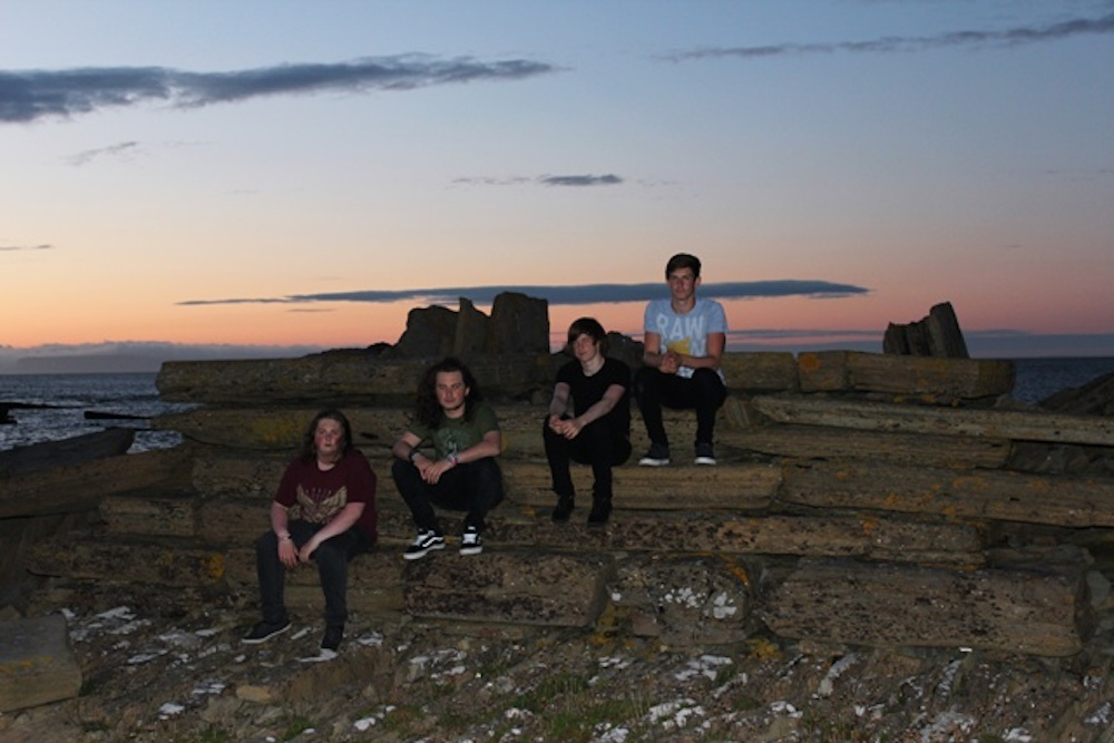 We interview ,Caithness based Indie Rockers, Forgetting the Future and ask them