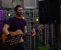 Kai Henderson Album launch at Black Isle Bar May 2018 (6 of 7)