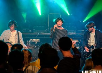 Neon Waltz at Ironworks May 2018