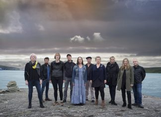 String Sisters announced for Eden Court, Inverness on the 29th of May, 2018.