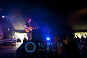 Ed Sheeran Belladrum, Inverness 2011 13