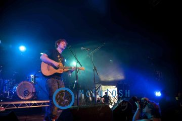 Ed Sheeran Belladrum, Inverness 2011 4