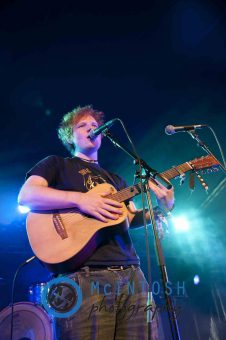 Ed Sheeran Belladrum, Inverness 2011 9