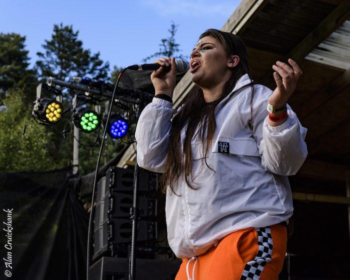 LILURA at Woodzstock 2018