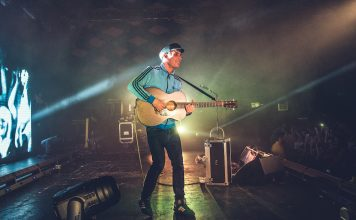 Gerry Cinnamon has been officially announced as the surprise secret acto be playing the Tartan Heart festival 2018.