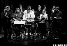 NYOS Jazz Orchestra (feat. Jason Singh) at Ironwork July 2018