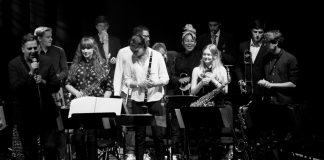 NYOS Jazz Orchestra (feat. Jason Singh) at Ironwork July 2018