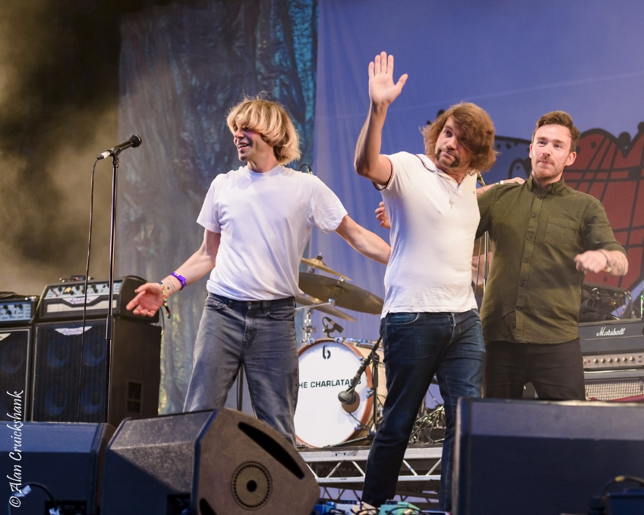 Fxjva - The Charlatans, Friday Belladrum 2018 - IMAGES