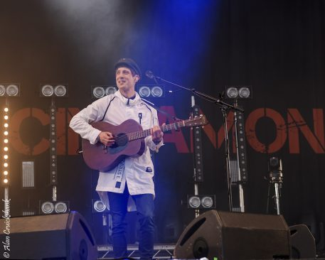 Gerry Cinnamon at Belladrum 2018 1