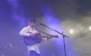 Gerry Cinnamon, Saturday at Belladrum 2018 – IMAGES
