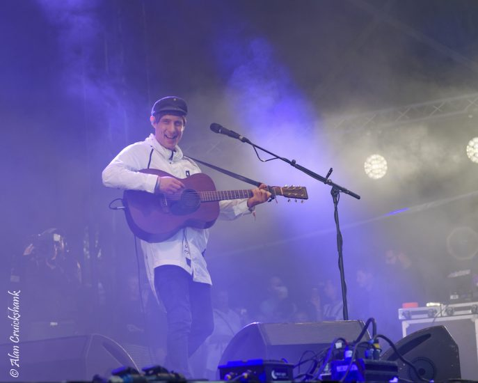 Gerry Cinnamon at Belladrum 2018 6