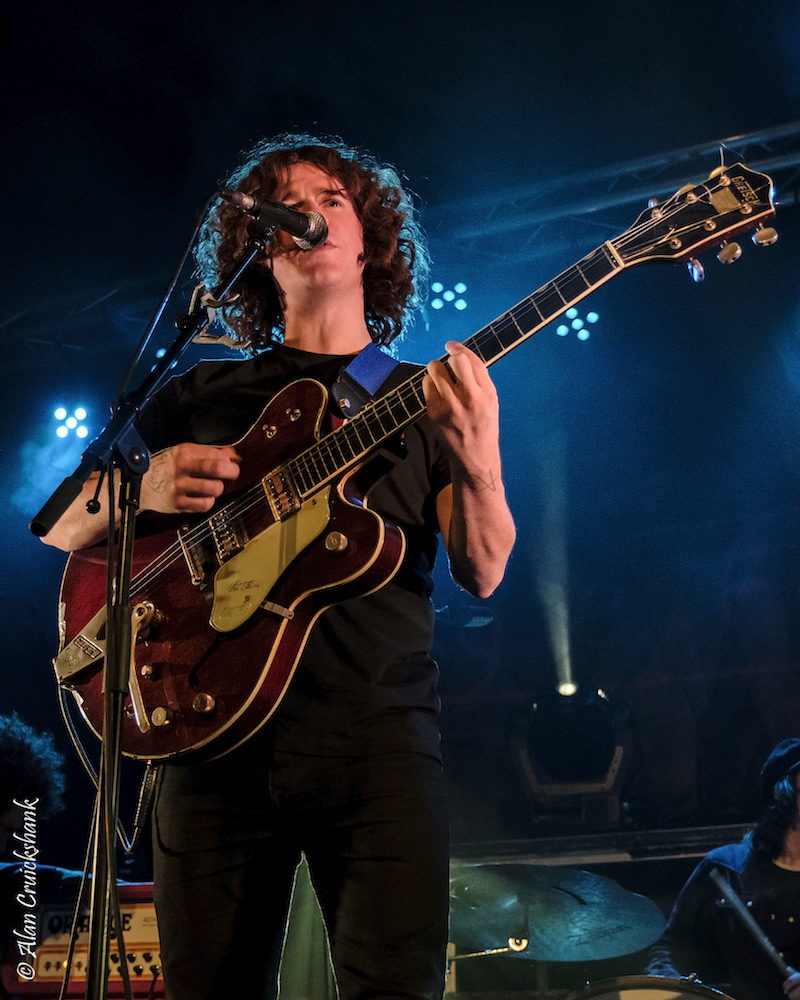 Kyle Falconer at Ironworks Inverness August 2018 1 - Kyle Falconer, 24/8/2018 - Images